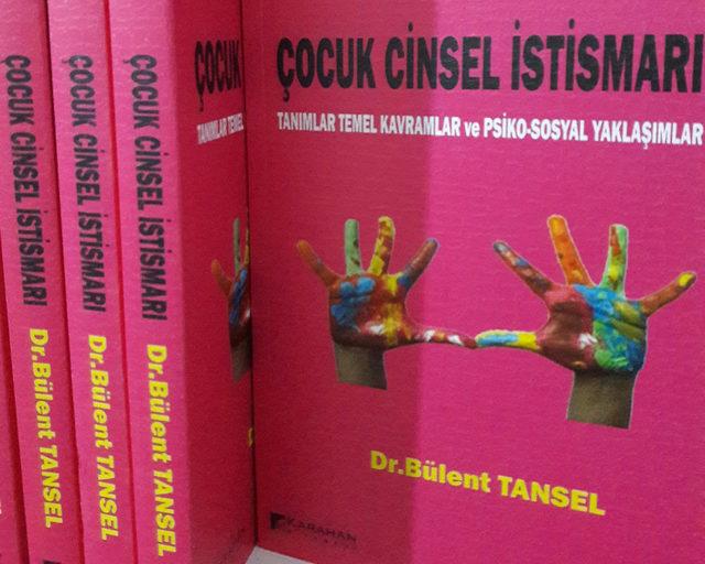 Emniyet müdürü yazdığı kitapla çocuk istismarını gözler önüne serdi