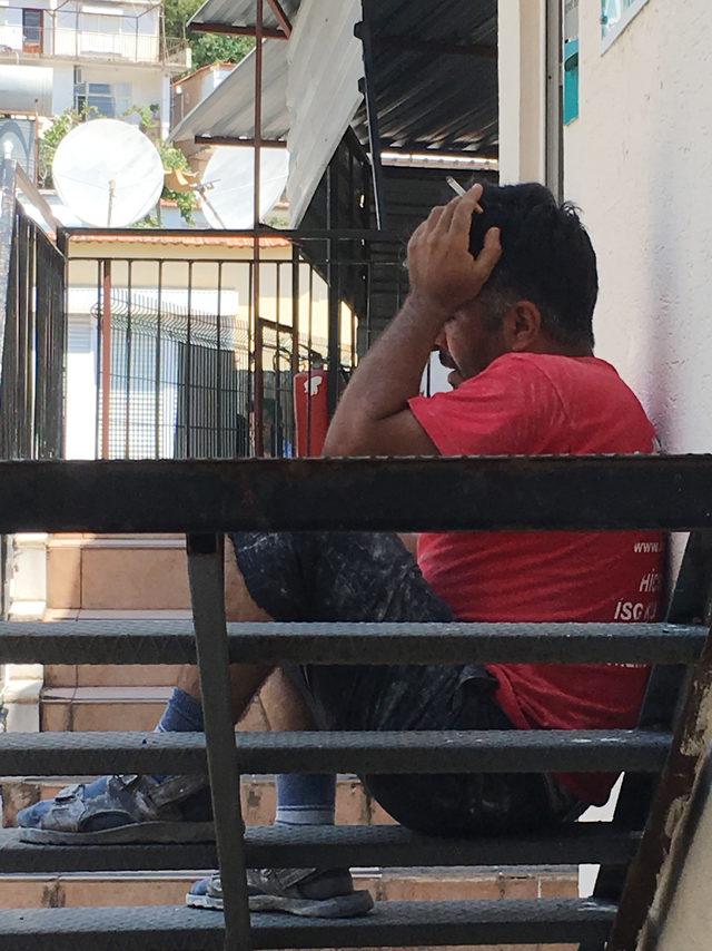 İnşaat işçisi 5'inci kattan düşüp öldü