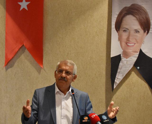 İYİ Parti'li Yokuş: MHP ile olumsuzluk yaşarsa elimizi taşın altına koyarız