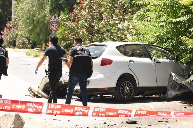 Otomobille alt geçide çarpan üniversiteli Tolga öldü