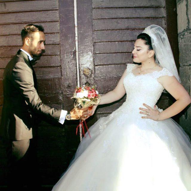 Afrin şehidi eşinin anısına 'Aşk Çeşmesi' yaptırdı