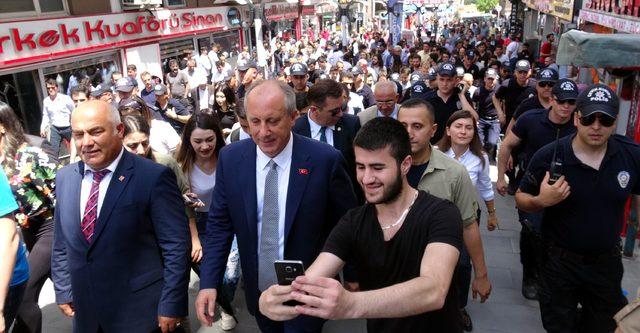 Muharrem İnce: CHP karışmaz (2)