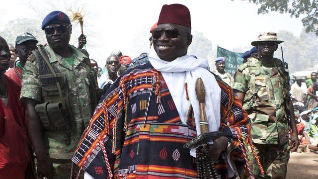 Gambiya'da 1993'te gerçekleşen askeri darbenin lideri Yahya Jammeh, 1994'te idam cezasını geri getirmişti.