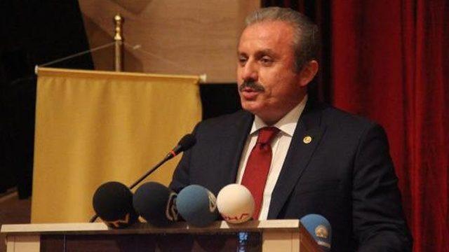 AKP milletvekili ve eski TBMM Anayasa Komisyonu Başkanı Mustafa Şentop