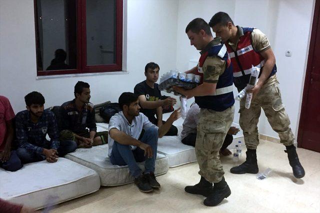 Elazığ'da 60 yabancı uyruklu yakalandı