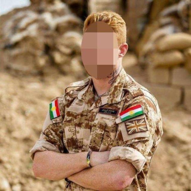 Didim'de terör operasyonunda yakalanan İngiliz için 7 yıl 6 ay hapis istendi