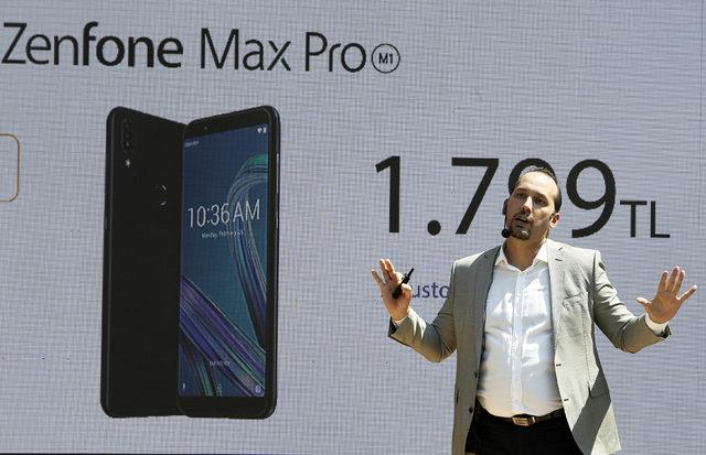 Asus'un yapay zekalı telefonu ZenFone 5Z yarın ön siparişe açılıyor