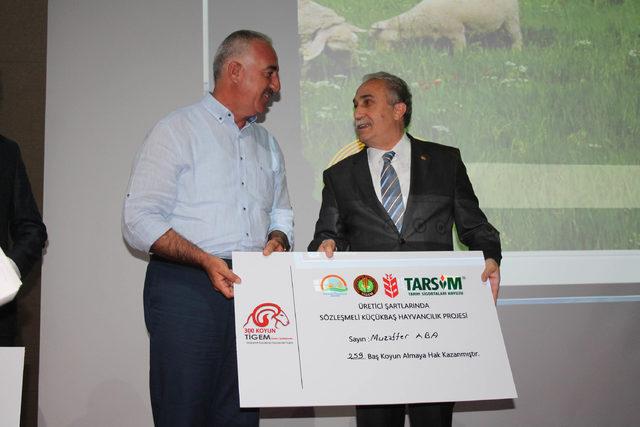 Fakıbaba: Türkiye'de insan nüfusu artıyor, hayvan sayısında azalma oluyor