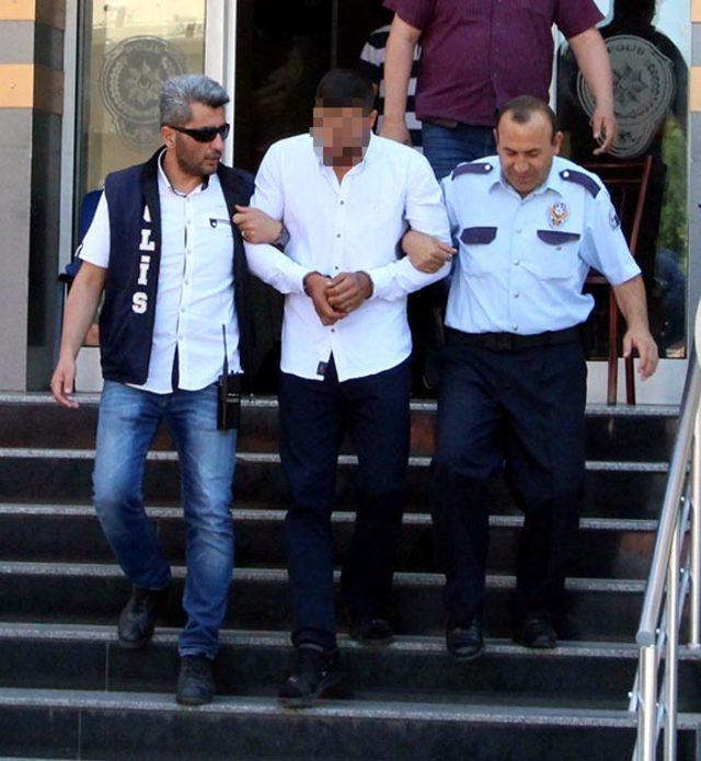 Çok sayıda suçtan aranan şüpheli, yakalanarak tutuklandı