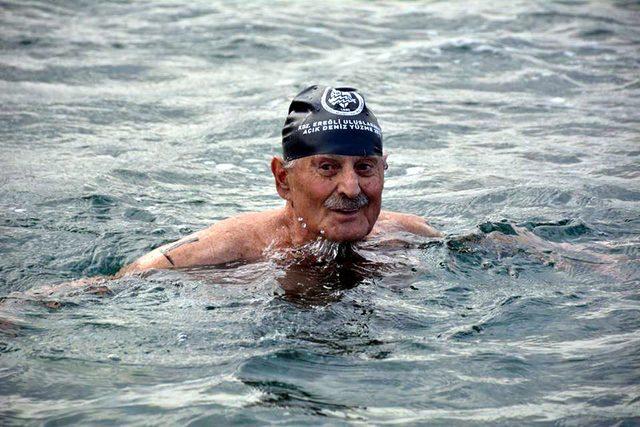 Zonguldak'ta 'Uluslararası Açık Su Yüzme Yarışması'