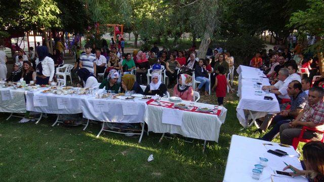 Nusaybin'de '2'nci Geleneksel Yemek Yarışması'