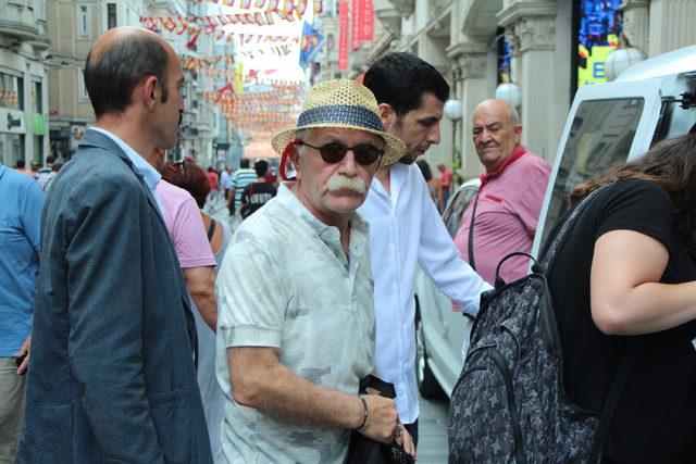 Gözaltına alınan tiyatrocu Orhan Aydın serbest bırakıldı