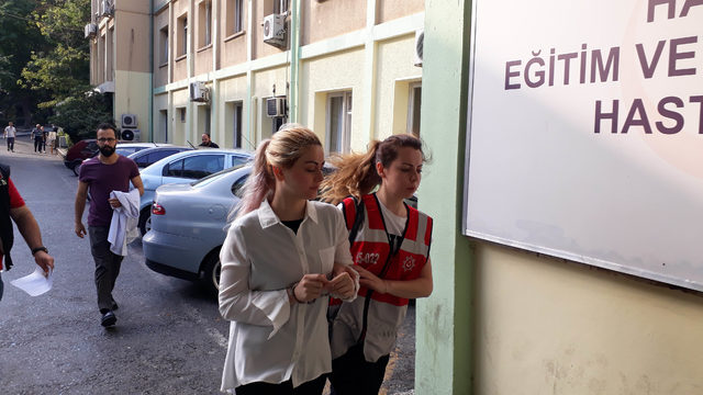 Adnan Oktar operasyonunda gözaltına alınanlar sağlık kontrolünden geçiriliyor 1