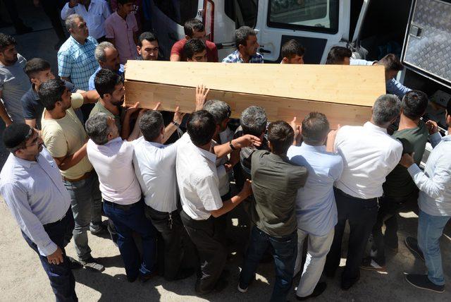 Silvan'da kaybolan 15 yaşındaki çocuğun cesedi bulundu (2)