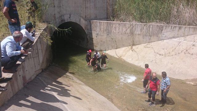 Silvan'da kaybolan 15 yaşındaki çocuğun cesedi bulundu (3) - Yeniden