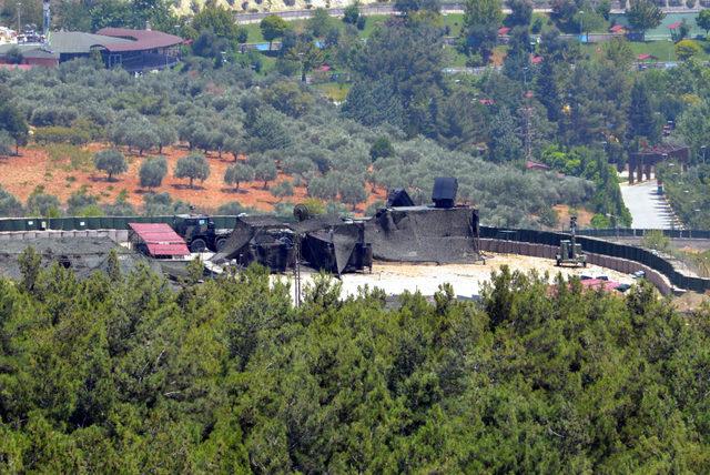 İtalya, Kahramanmaraş'taki savunma sisteminin kullanım süresini uzattı