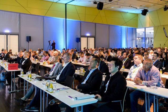 5G'ye doğru: Dijital dünya şirketleri Nürnberg'te buluştu