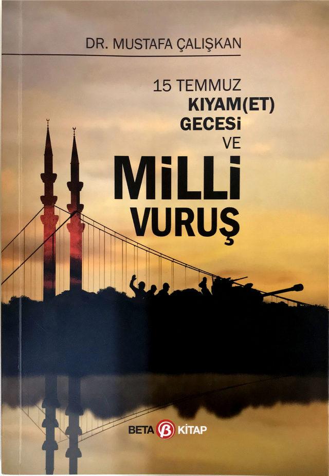 istanbul Emniyet Müdürü Çalışkan'dan 15 Temmuz kitabı