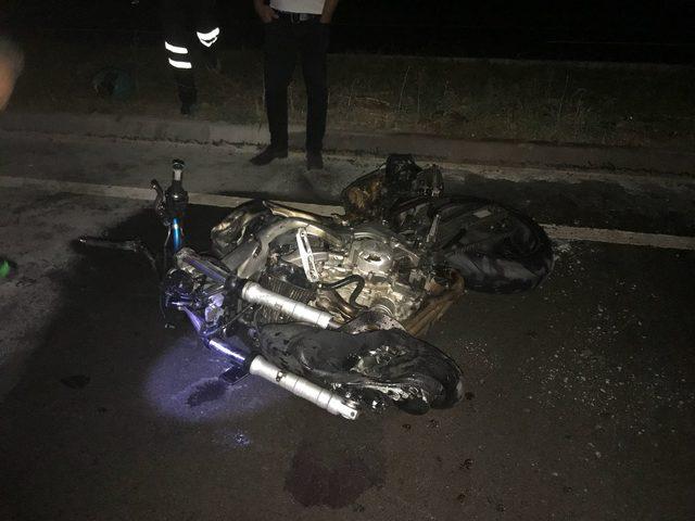 3 kişinin öldüğü motosiklet kazasında, 2 arkadaş kamptan dönüyormuş