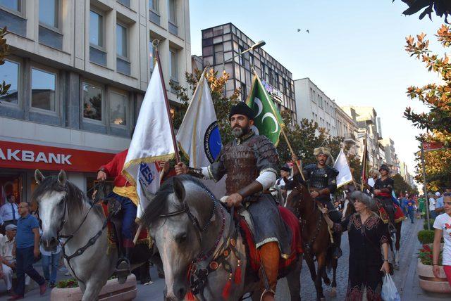 Balıkesir'de '15 Temmuz' yürüyüşü yapıldı