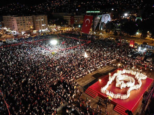 251 hafız Türkiye'yi oluşturdu
