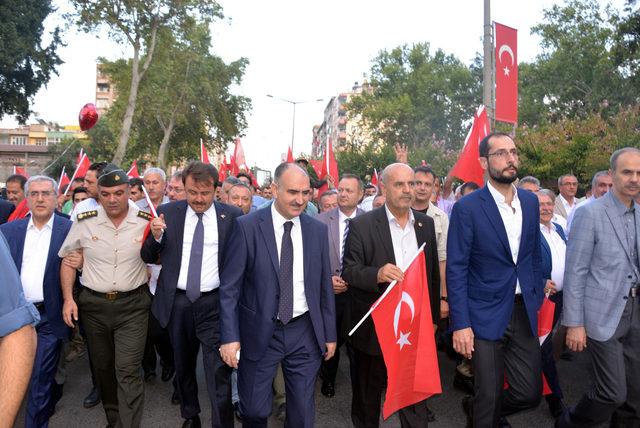 AK Parti'li Kılıç: TBMM'deki milletvekilleri darbe gecesi saliselerle kurtuldu