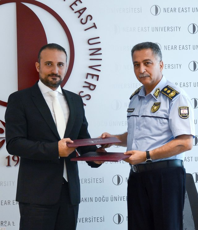 Yakın Doğu Üniversitesi ile Polis Genel Müdürlüğü arasında işbirliği protokolü imzalandı