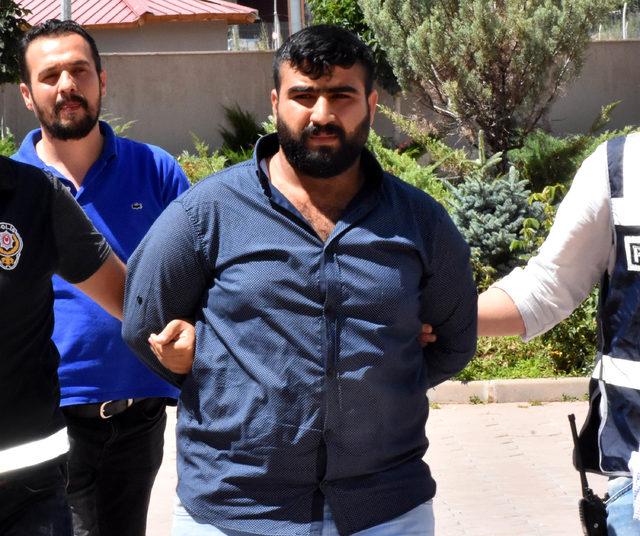 52 suç dosyası bulunan gaspçı tutuklandı