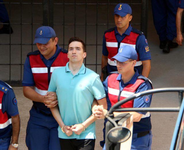 Edirne'de tutuklu Yunan askerleri, yine tahliye edilmedi (2)