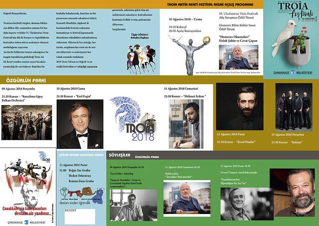 Fazıl Say, 'Truva Sonatı' eserini ilk kez Troia Festivali'nde seslendirecek