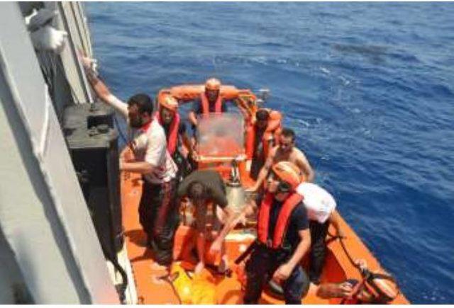 KKTC açıklarında mülteci teknesi battı: 19 ölü (4)
