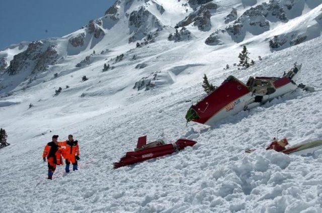 Yazıcıoğlu'nun helikopterindeki GPS cihazları 2 ekip tarafından imha edilmiş