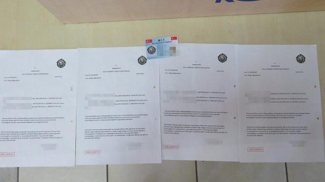 Uşak'ta sahte para operasyonu: 6 gözaltı