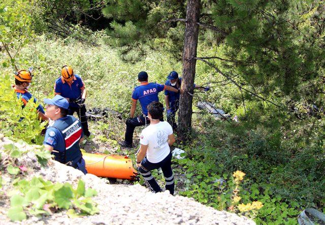 İstanbul'dan Bartın'a gelen motosikletli genç kayboldu (3)
