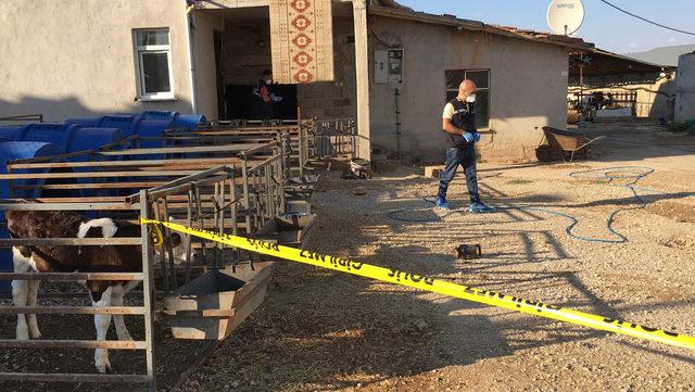 Kazağını şafta kaptıran 4 yaşındaki Suriyeli çocuk öldü