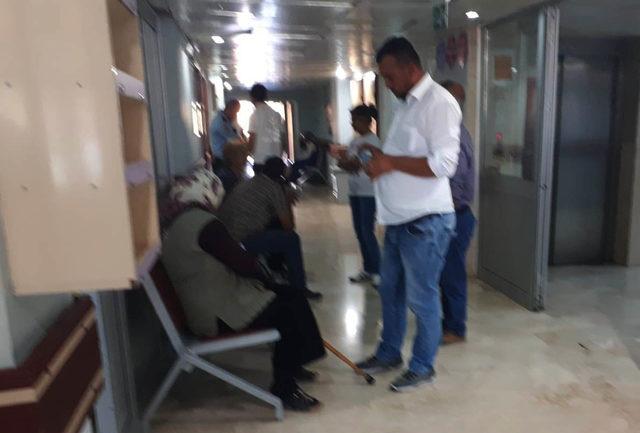Kangal'da zehirlenme şüphesiyle 300 kişi hastaneye başvurdu