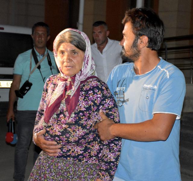 Kayıp Evrim'in anne-babası tutuklanma istemiyle mahkemeye sevk edildi (4)