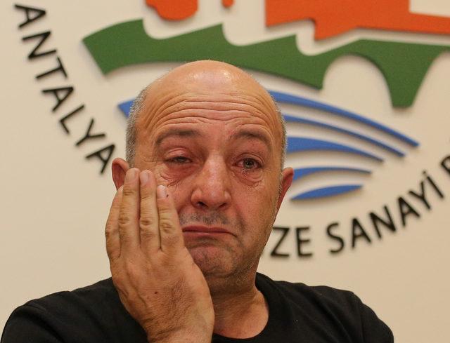 Antalya OSB'de 19 bin metrekarelik fabrika küle döndü (2)