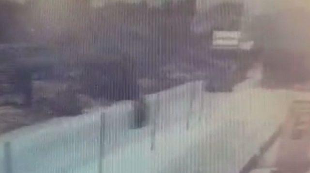 TIR'a çarpan motosikletin sürücüsü öldü