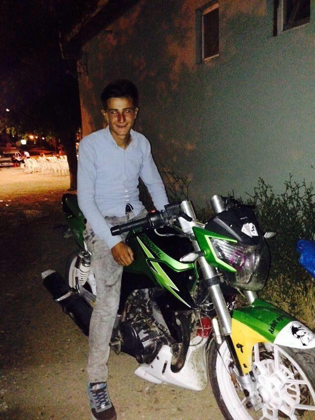 Sulama kanalına düşen motosiklet sürücüsü öldü, arkadaşı yaralı