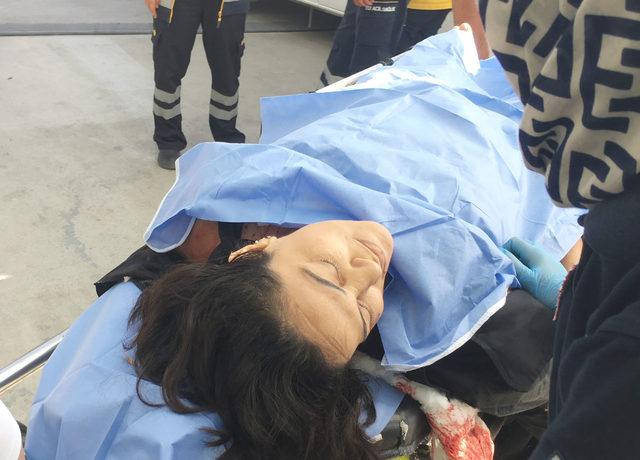 Firari galericiye, öldürdüğü sevgilisinin kızına taciz iddiası