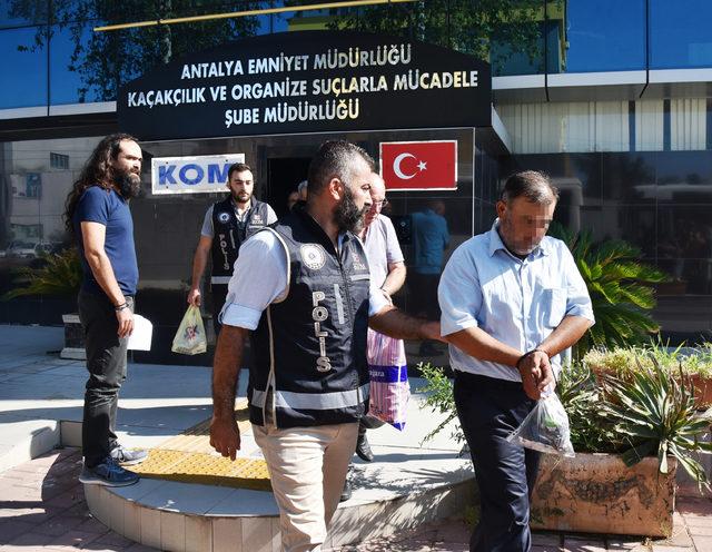 ANTBİRLİK'te yolsuzluk iddiasıyla 31 kişi adliyeye sevk edildi