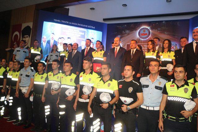 Soylu: En çok kaza yapan sürücüleri Eskişehir'de eğitime alacağız