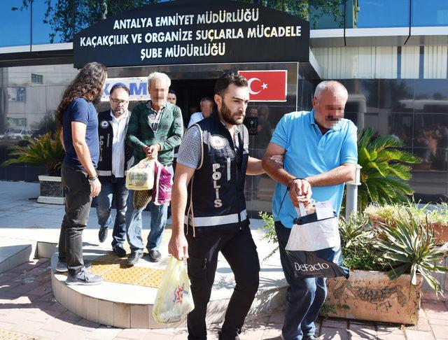 ANTBİRLİK'te yolsuzluğa 28 tutuklama