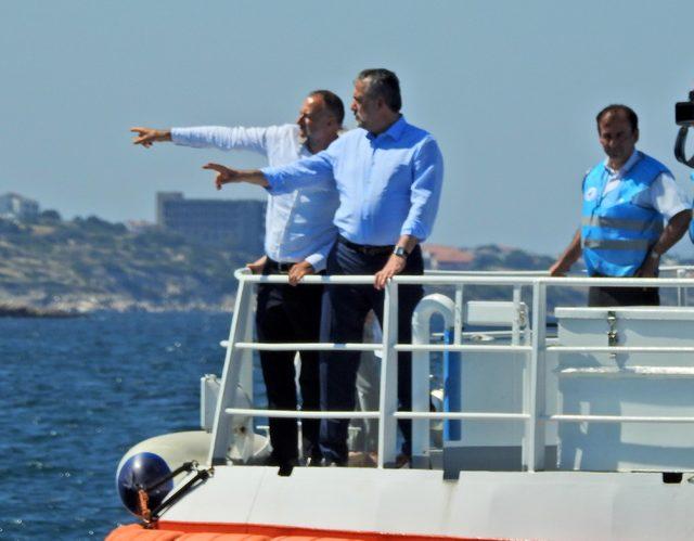 Deniz kirliliği 'Mavi Kart' ile önlenecek