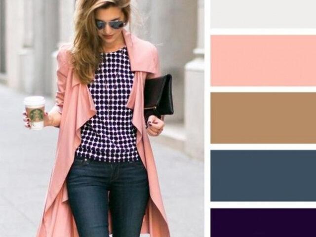 Gardırobunuz için parlak renk kombinasyonları