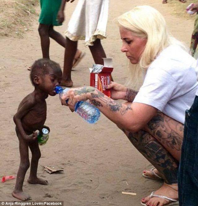 İyilik kazandı! Ailesinin ölüme terk ettiği küçük çocuğun 2 ay sonraki görüntüsü