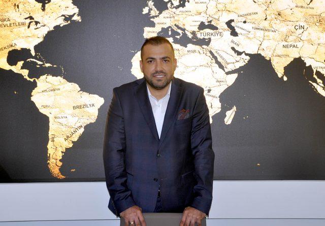 Arap krallarının kıl çadırı Uşak'ta dokunuyor