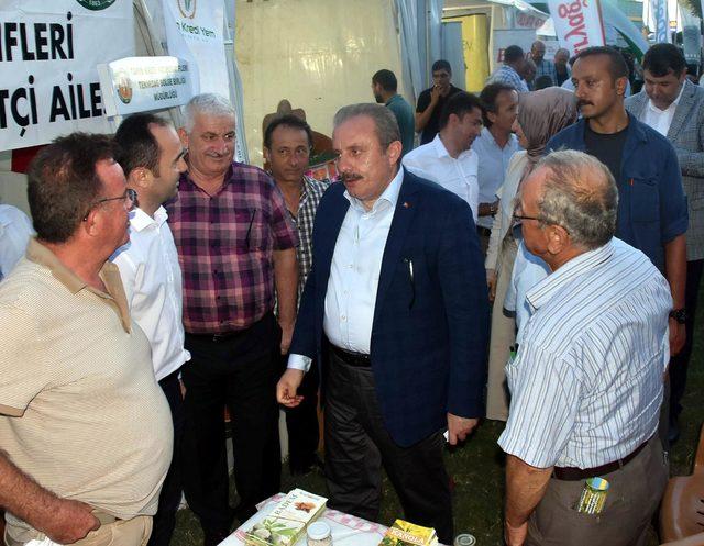 AK Parti'li Şentop: Kusur ve yanlış çıkarsa gerekenin yapılacağından şüphe olmasın