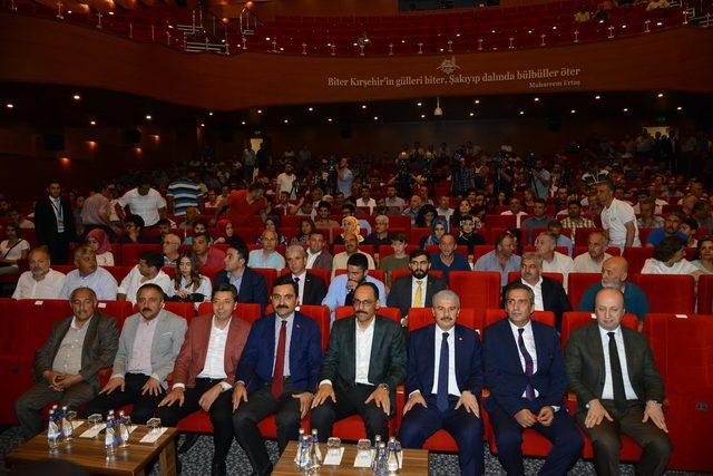 Neşet Ertaş Kültür Sanat Festivali, konserlerle sona erdi